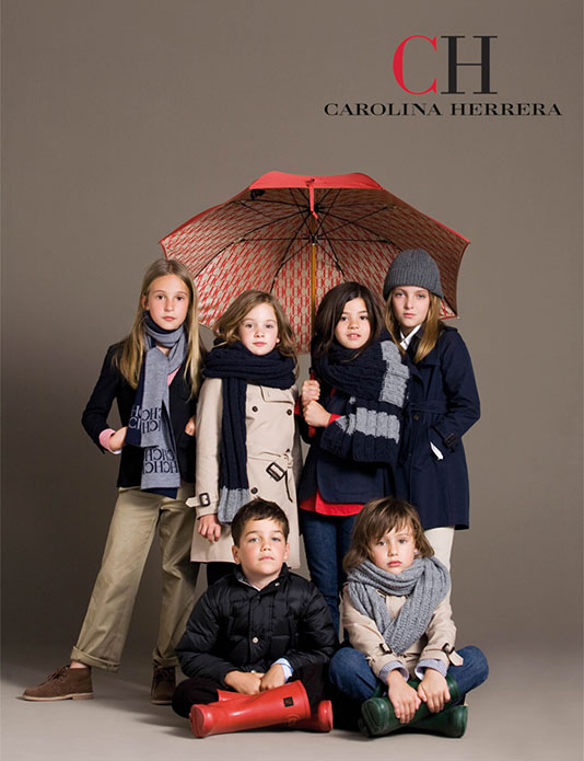 Carolina Herrera Kids retouched by White Retouch 00 | White Retouch