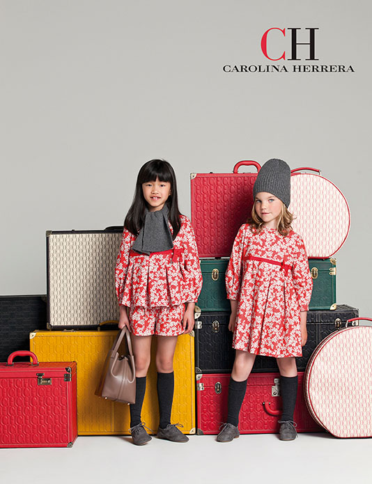 Carolina Herrera 2014 Campaing retouched by White Retouch 00 | White Retouch
