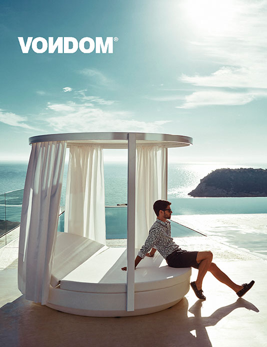 Vondom 2015 Advertising retouched by White Retouch 00 | White Retouch