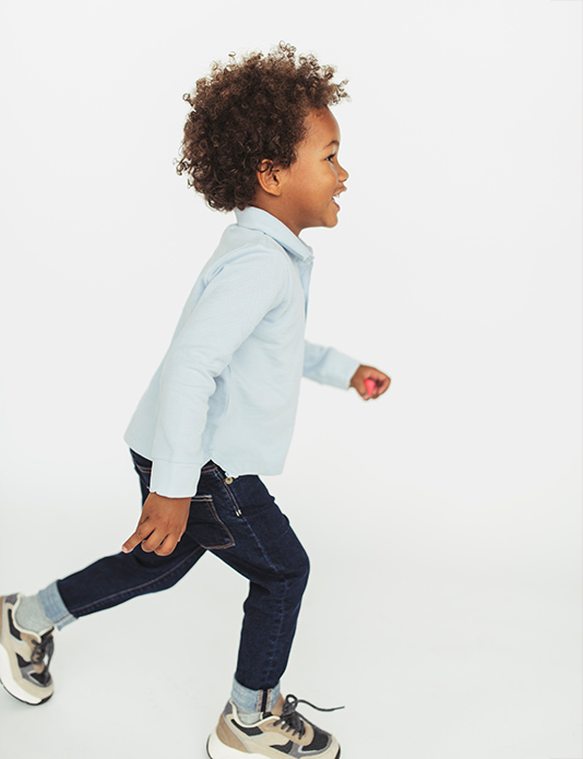 Zara Kids e-commerce black boy