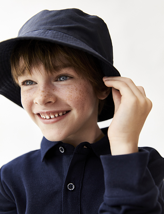 Zara Kids e-commerce boys