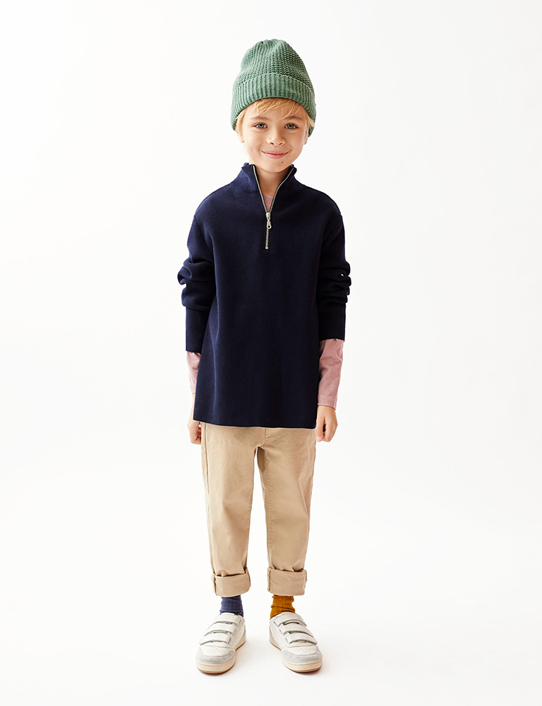 ecommerce Zara Kids boy | White Retouch