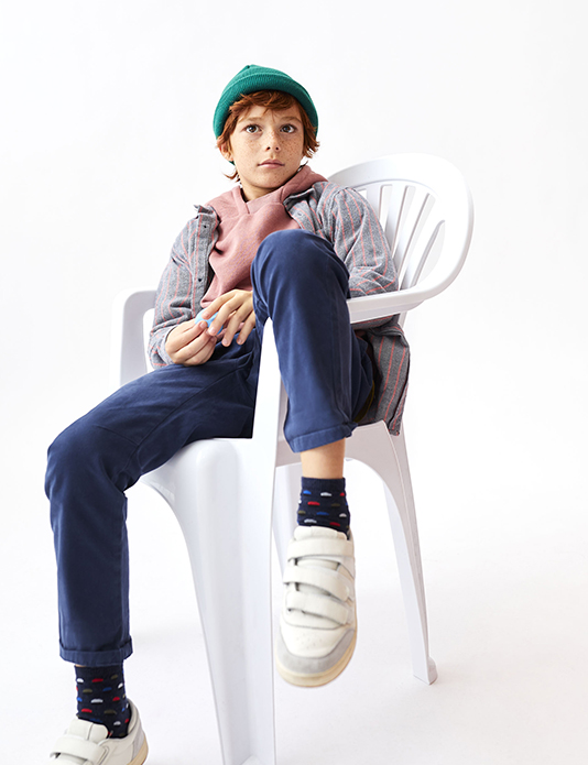Zara Kids Boy E-commerce
