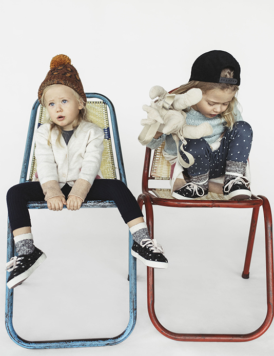 Zara Kids baby girl e-commerce