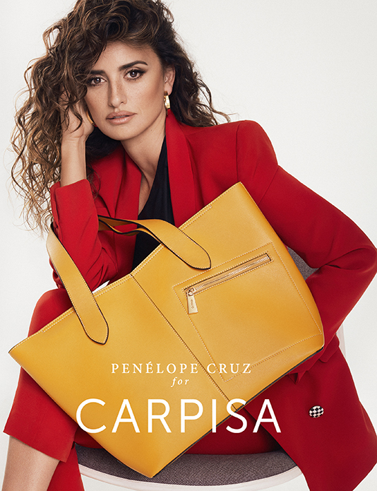 Carpisa Campaign with Penélope Cruz retouched by White Retouch 00 | White Retouch