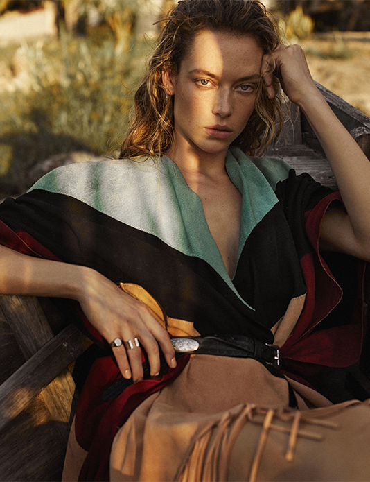 Hannah Ferguson Vogue Mexico