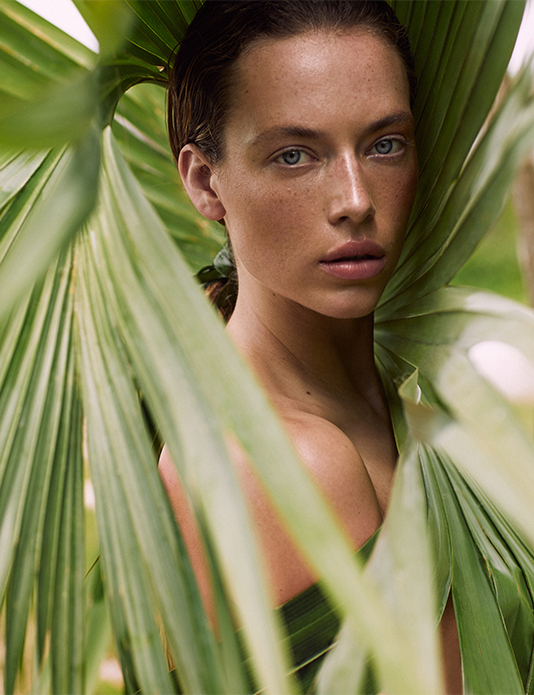 Hannah Ferguson Vogue Magazine Mexico