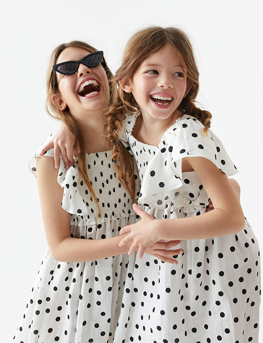 Portada Zara Kids Girls e-commerce retouched by White Retouch 00 | White Retouch