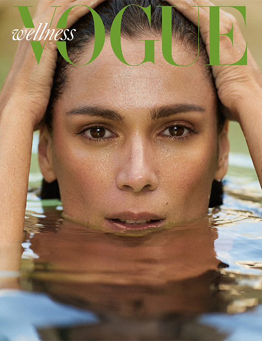 Mar Saura Cover Vogue Mexico